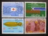 Poštovní známky Švýcarsko 1975 Výročí a události Mi# 1046-49
