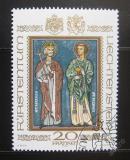 Poštovní známka Lichtenštejnsko 1979 Patroni Mi# 734 Kat 16€