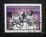Poštovní známka Lichtenštejnsko 1994 Moderní umění Mi# 1084