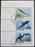 Poštovní známky KLDR 1992 Ryby Mi# 3354-56