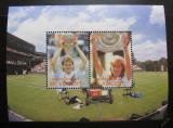 Poštovní známky Svatý Vincenc Gren 1988 Wimbledon Mi# Block 37