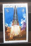 Poštovní známka Rakousko 1982 Mírové užití vesmíru Mi# 1715