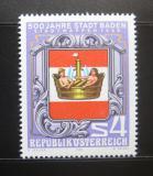 Poštovní známka Rakousko 1980 Bádensko Mi# 1631
