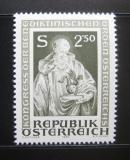 Poštovní známka Rakousko 1980 Svatý Benedikt Mi# 1642