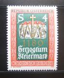 Poštovní známka Rakousko 1980 Štýrské vévodství, 800. výročí Mi# 1648
