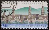 Poštovní známka Německo 2002 Deggendorf milénium Mi# 2244