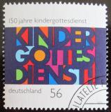 Poštovní známka Německo 2002 Dětská církev Mi# 2256