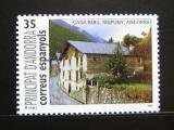 Poštovní známka Andorra Šp. 1999 Casa Rull Mi# 268