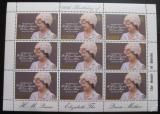 Poštovní známky Ascension 1980 Královna Matka Mi# 263