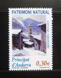 Poštovní známka Andorra Šp. 2007 Kostel, Galobardes Mi# 340