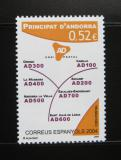 Poštovní známka Andorra Šp. 2004 PSČ Mi# 316