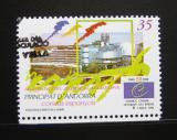 Poštovní známka Andorra Šp. 1999 Rada Evropy Mi# 266
