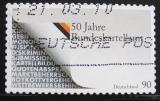 Poštovní známka Německo 2008 Federální kartel Mi# 2655