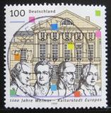 Poštovní známka Německo 1998 Výmar, 1100. výročí Mi# 2028