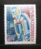 Poštovní známka Rakousko 1979 Dieselový motor Mi# 1609