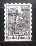 Poštovní známka Rakousko 1978 Umění, S. Lobisser Mi# 1571