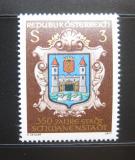 Poštovní známka Rakousko 1977 Schwanenstadt, 350. výročí Mi# 1552