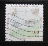 Poštovní známka Německo 1997 Vodní mlýn Mi# 1948