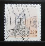 Poštovní známka Německo 1997 Větrný mlýn Mi# 1952
