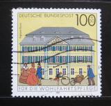 Poštovní známka Německo 1991 Pošta, Bonn Mi# 1567