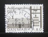 Poštovní známka Dánsko 1982 Kooperace v mlékarenství Mi# 757