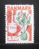 Poštovní známka Dánsko 1984 Kampaň na sázení stromů Mi# 799