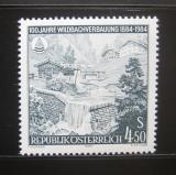 Poštovní známka Rakousko 1984 Prevence proti erozi Mi# 1779