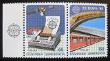 Poštovní známky Řecko 1988 Evropa CEPT Mi# 1685-86 A Kat 14€