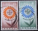 Poštovní známky Irsko 1964 Evropa CEPT Mi# 167-68