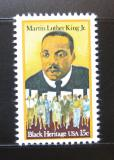 Poštovní známka USA 1979 Martin Luther King Mi# 1372