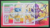 Poštovní známky Guinea 2009 Skauting Mi# 7072-77 Kat 12€