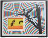 Poštovní známka Madagaskar 1976 Století telefonu Mi# Block 12