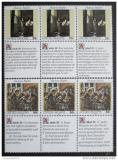 Poštovní známky OSN New York 1992 Lidská práva Mi# 640-41