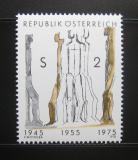 Poštovní známka Rakousko 1975 Výročí republiky Mi# 1485