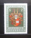 Poštovní známka Rakousko 1970 Erb Korutan Mi# 1343