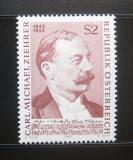 Poštovní známka Rakousko 1972 Carl M. Ziehrer, skladatel Mi# 1403