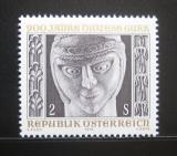 Poštovní známka Rakousko 1972 Socha v katerále Gurk Mi# 1387