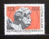 Poštovní známka Rakousko 1978 Viktor Adler, A. Hanak Mi# 1589