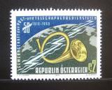 Poštovní známka Rakousko 1969 Poštovní trubka Mi# 1316