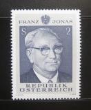 Poštovní známka Rakousko 1969 Prezident Jonas Mi# 1315