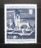 Poštovní známka Rakousko 1970 Festival v Bregenzu Mi# 1334