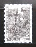 Poštovní známka Rakousko 1978 Alpská farma Mi# 1571