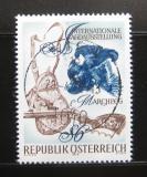 Poštovní známka Rakousko 1978 Výstava lovectví Mi# 1572