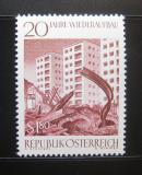 Poštovní známka Rakousko 1965 Dvacet let rekonstrukce Mi# 1179