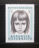 Poštovní známka Rakousko 1966 Ochrana dětí Mi# 1222