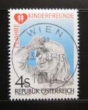 Poštovní známka Rakousko 1983 Organizace dětského přátelství Mi# 1732