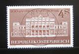 Poštovní známka Rakousko 1971 Vídeňská burza Mi# 1367