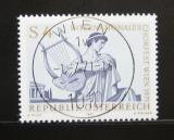 Poštovní známka Rakousko 1971 Festival sborů Mi# 1365