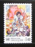 Poštovní známka OSN Ženeva 1986 Afrika v krizí Mi# 137