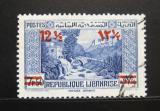 Poštovní známka Libanon 1939 Psí řeka přetisk Mi# 249